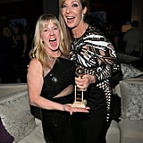 Pictured: Tonya Harding and Allison Janney
