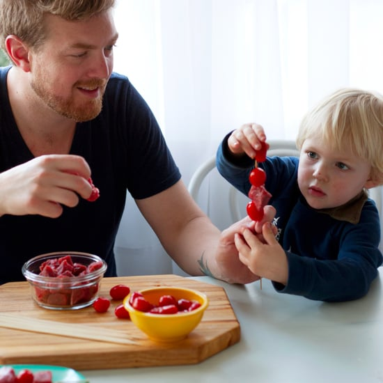 Dad Has Successful Parenting Experience With Picky Toddler
