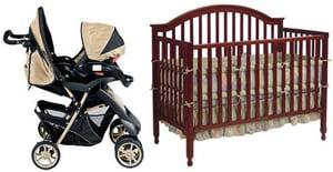 Graco Stroller Recall; Dorel Asia Crib Recall