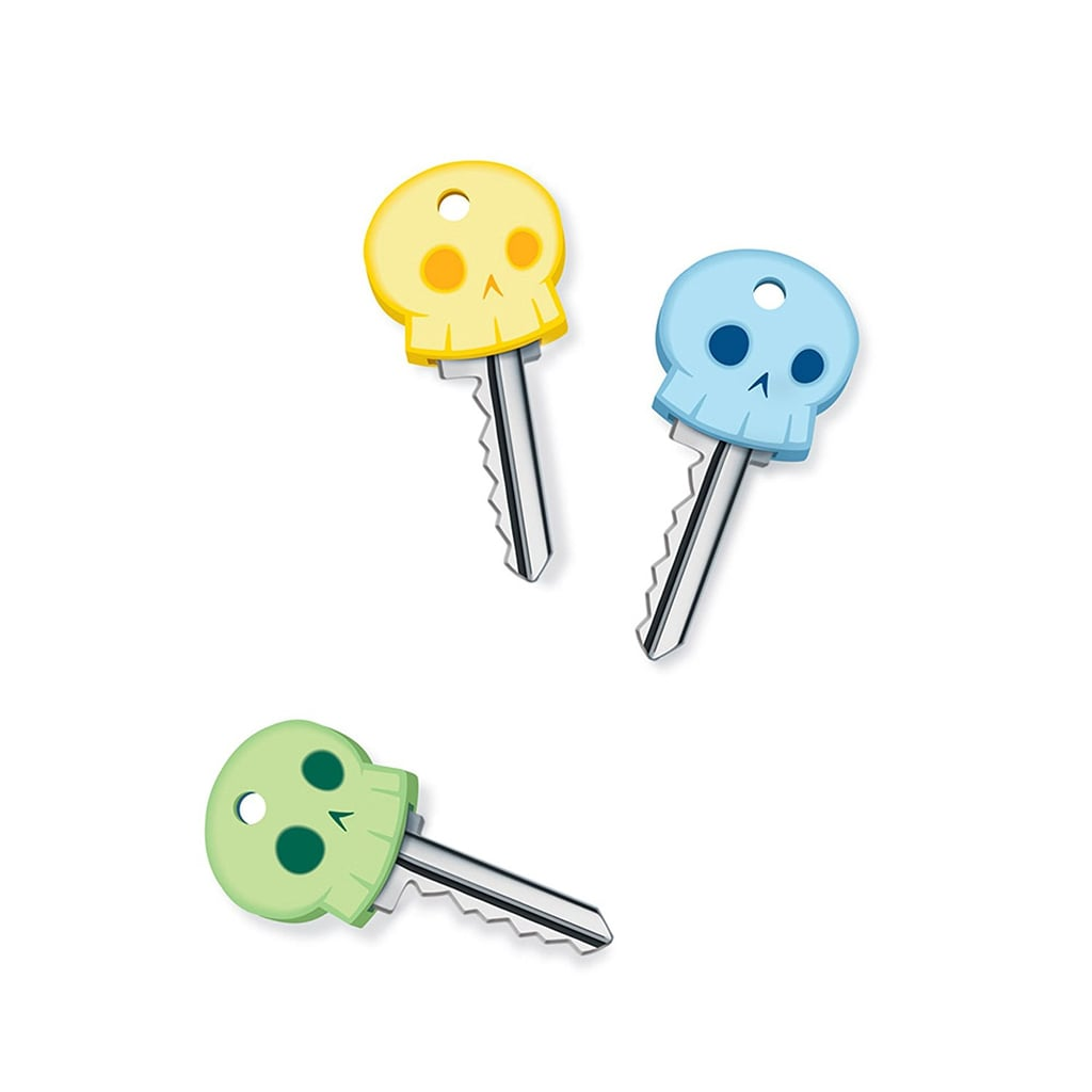 Fred Skeleton Keys Glow-in-the-Dark Key Covers