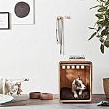 Fable Wooden Dog Crate