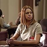 Laverne Cox as Sophia Burset
