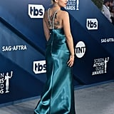 Scarlett Johansson at the 2020 SAG Awards
