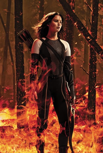 The Hunger Games: Catching Fire Movie Pictures