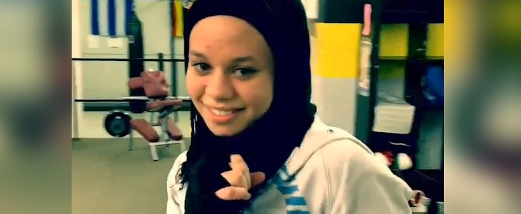 Meet the 16-Year-Old Boxer Fighting For Her Right to Wear a Hijab in the Ring