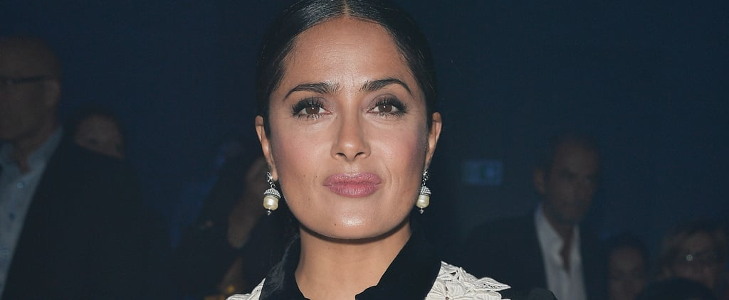 Salma Hayek Donates to Mexico Earthquake Relief