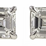 """For clients looking for something a little more unexpected, a square-shaped diamond or Asscher cut are both beautiful alternatives to a classic round shape."""