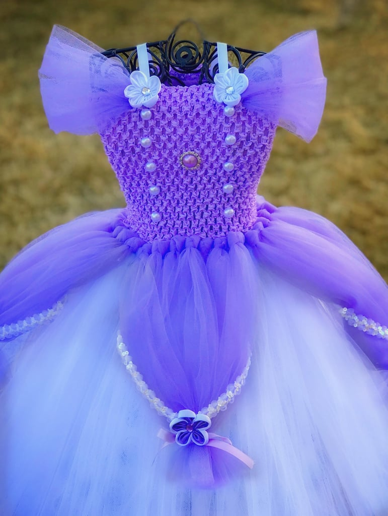 sofia the first princess tutu dress | disney tutu dresses halloween