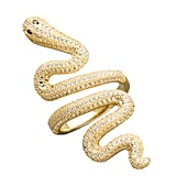 Taylor Swift Gold Snake Ring
