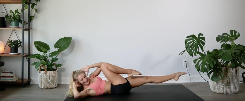 Senorita Abs Workout Video