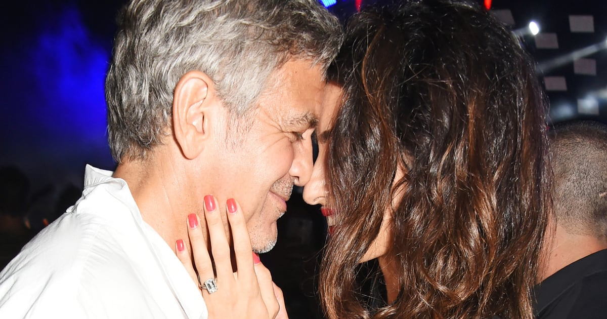 Brace Yourself For George And Amal Clooney S Crazy Sexy