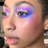 19 Watercolor Halloween Makeup Ideas Perfect For the Euphoria-Obsessed