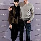 Daniel Craig and Rooney Mara Take Dragon Tattoo to Spain