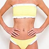 Pandora Sykes x Hunza G Tracey Bikini ($133)