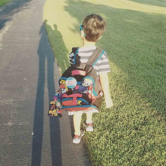 Mom's Post For Parents About Kids Going to Kindergarten
