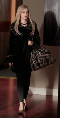 Michelle Trachtenberg Style as Georgina Sparks on Gossip Girl