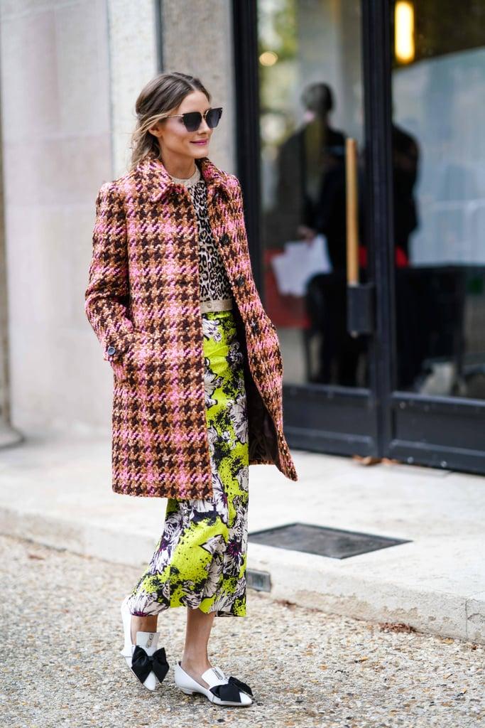 Olivia Palermo's Fashion Week Outfits 2018