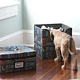 Collapsible Toy Bin