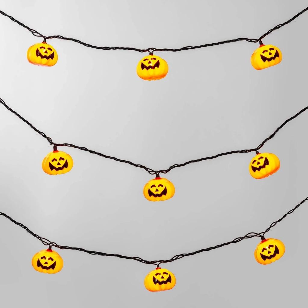 Incandescent Halloween String Lights
