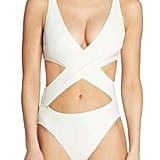 Solid & Striped Women's Poppy Cutout One-Piece Swimsuit