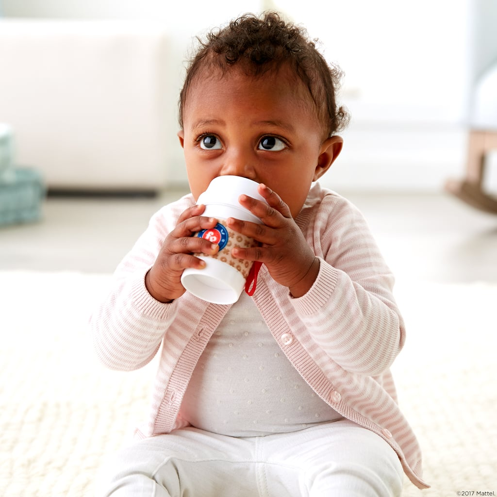 For Infants: Fisher-Price Coffee Cup Teether