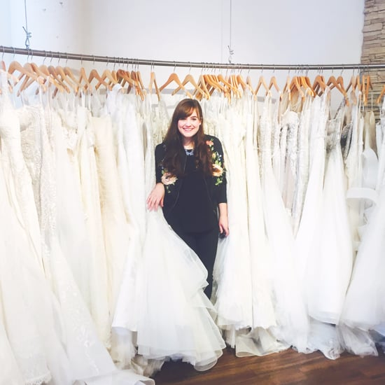 Should You Go Wedding Dress Shopping With Your Mum?