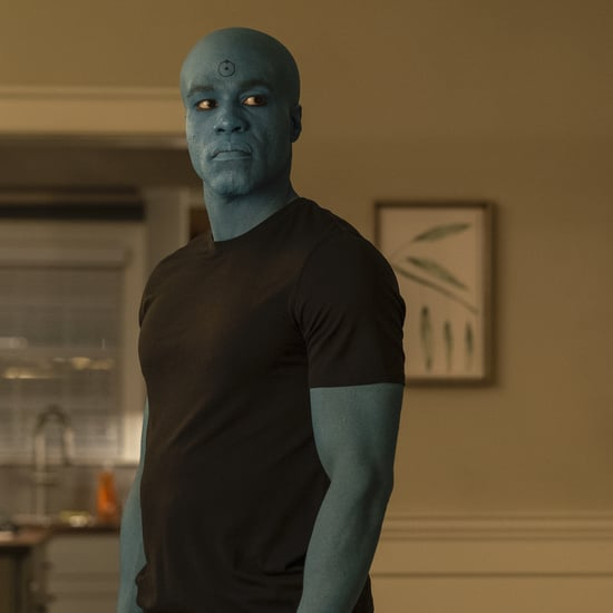 Who Plays Cal/Doctor Manhattan in Watchmen?