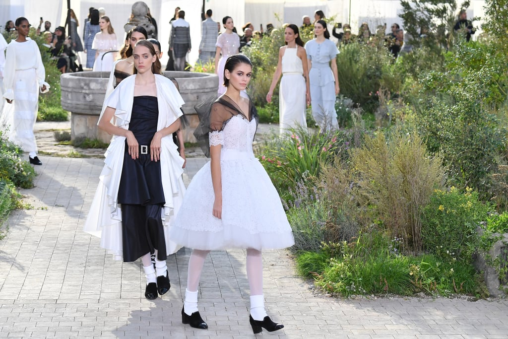 Bridal Looks on the Chanel Couture Spring 2020 Runway