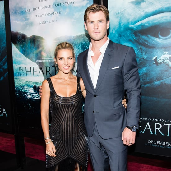 Chris Hemsworth at Heart of Sea Premiere in NYC | Pictures