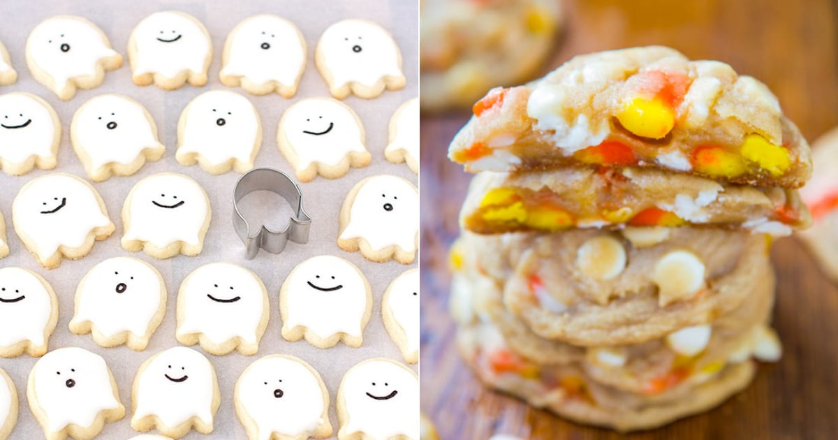 Craving Something Sweet? These 31 Halloween Cookie Recipes Are Drop-Dead Delicious