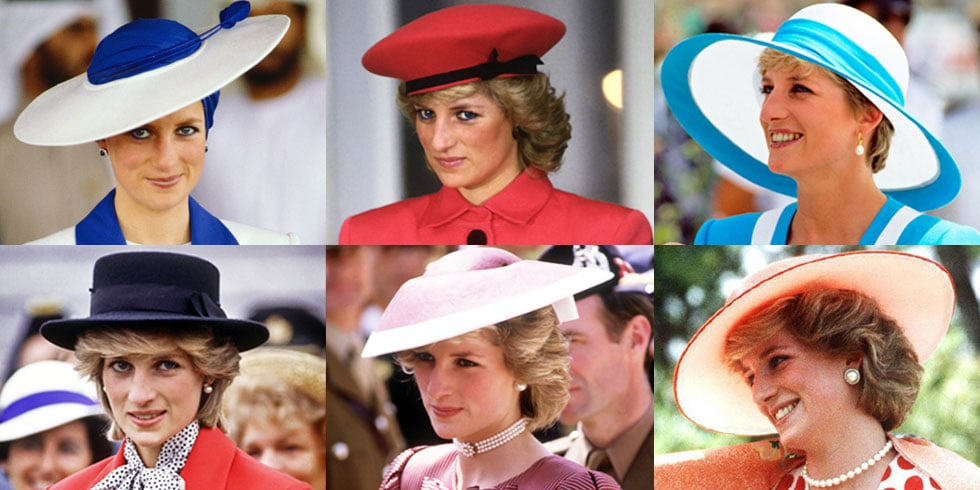 Princess Diana's Most Famous Hats