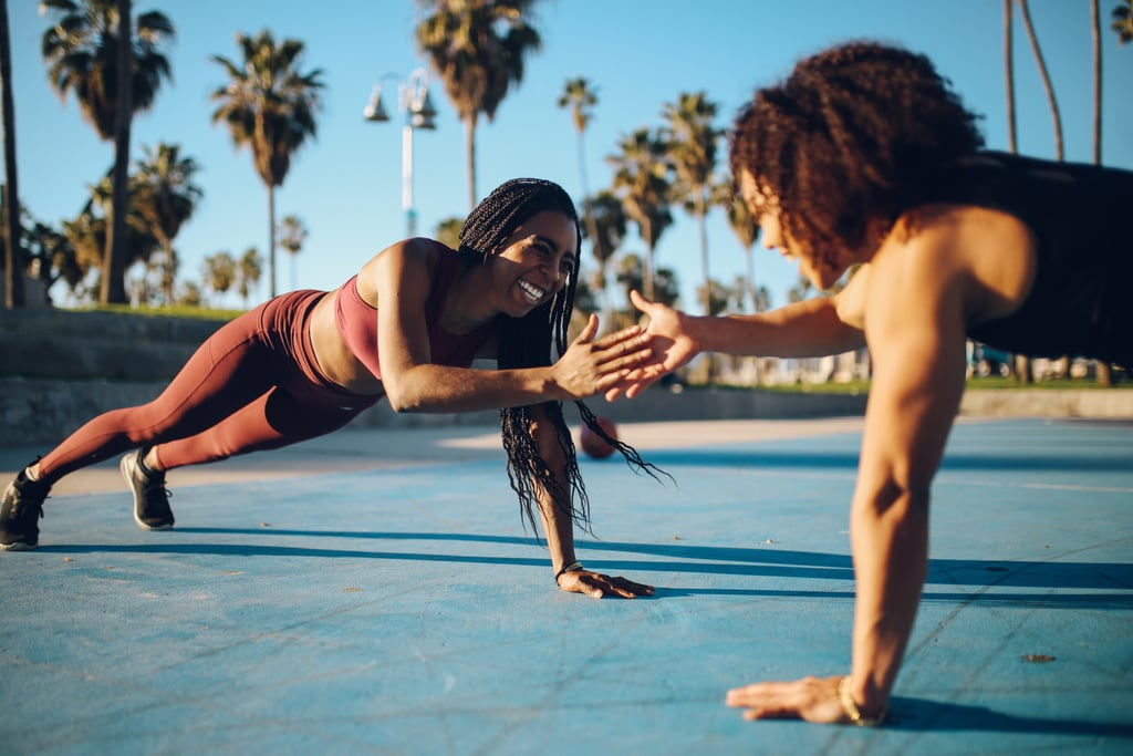 Trainer's Four-Move Ab Workout | POPSUGAR Fitness UK
