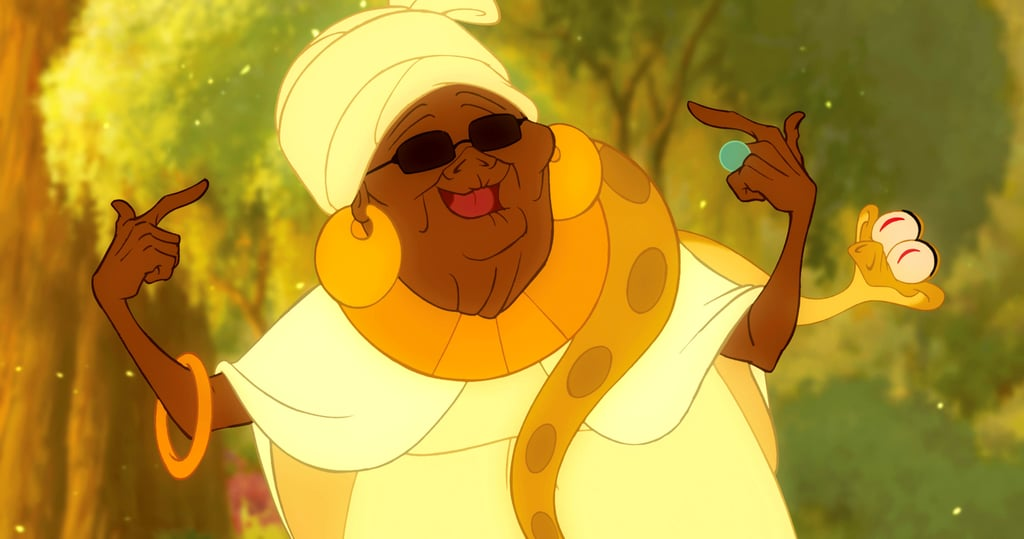 Pisces (Feb. 19-March 20): Mama Odie