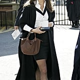 Kate Graduated With a Master's in Art History