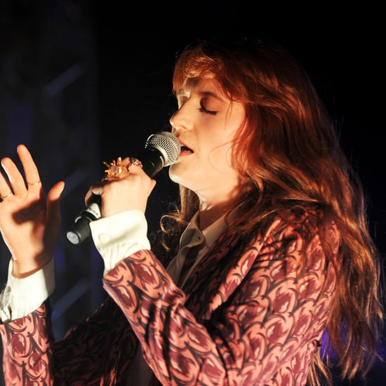 """Ship to Wreck"" Is the Florence + the Machine You Know and Love"