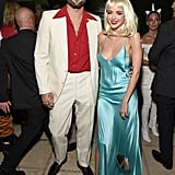 Brody Jenner and Kaitlynn Carter as Tony Montana and Elvira Hancock