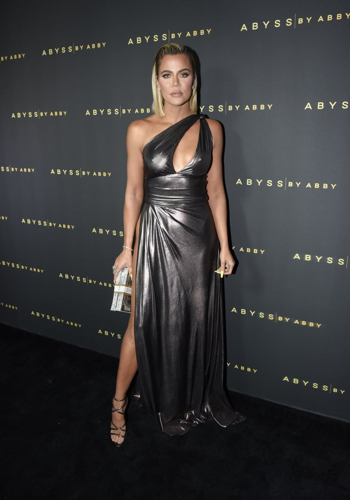 Khloé Kardashian in 2020