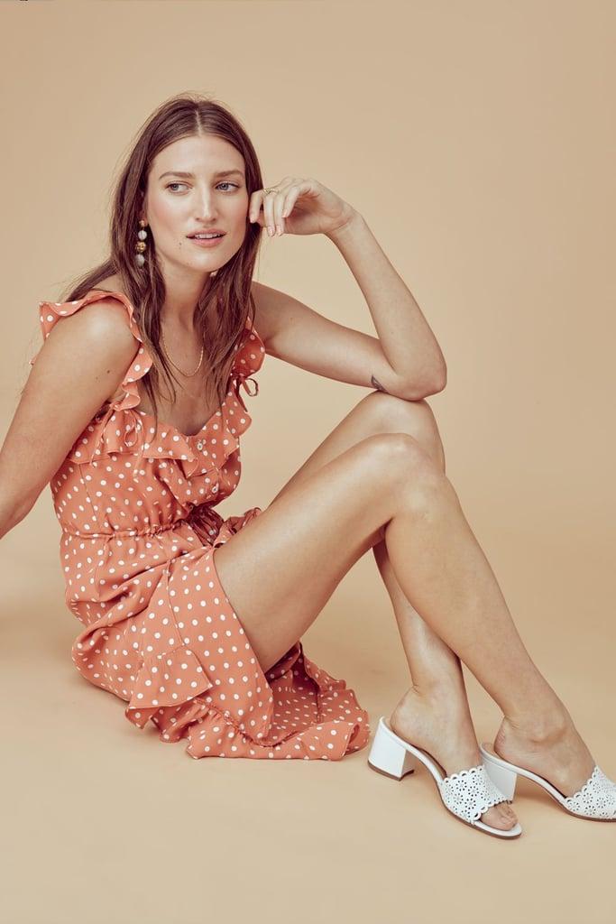 5463ba25bc41 For Love & Lemons Natalia Dot Midi Dress | Best For Love & Lemons ...