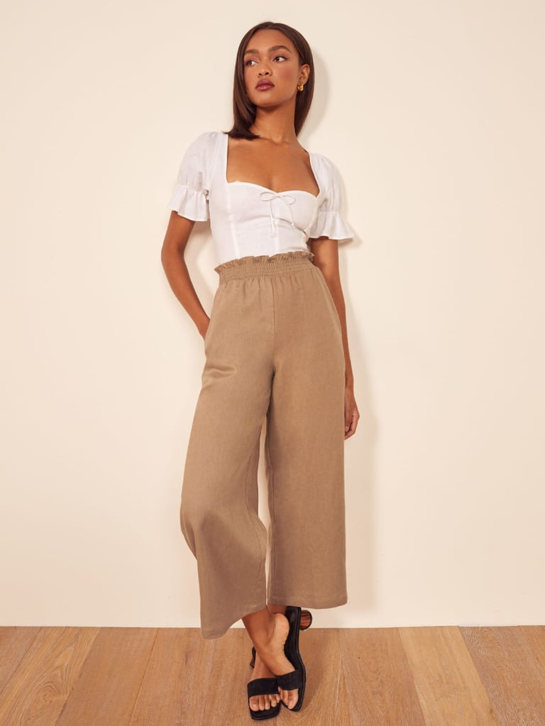 Reformation Calabria Pants