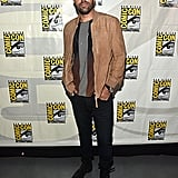 Pictured: O-T Fagbenle at San Diego Comic-Con.
