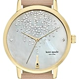 Kate Spade New York Metro Leather Watch