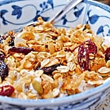 Maple Cinnamon Chia Seed Granola