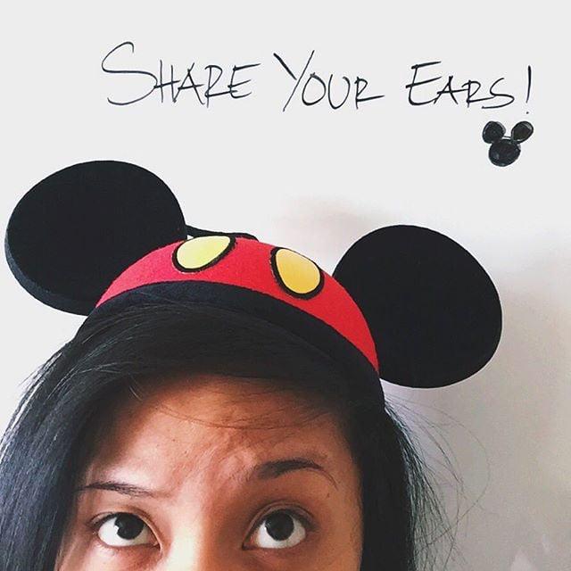 Disney Share Your Ears
