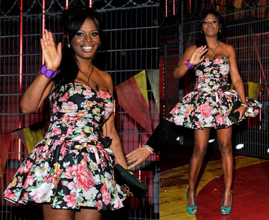 Pictures of Jo Leaving Big Brother 11