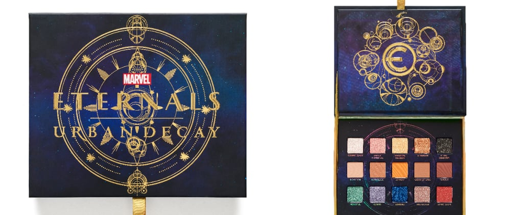 See Urban Decay's New Marvel Eternals Makeup Collection