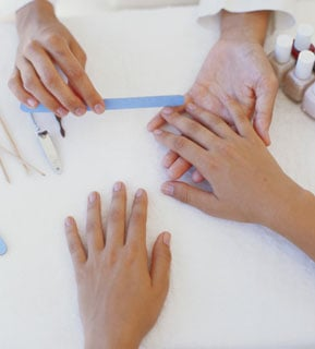 Fake Gel Manicures Can Cause Nerve Damage and Skin Injuries