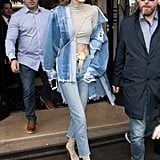 The Best Part of Gigi Hadid's Denim-on-Denim Look Has Nothing to Do With Her Jeans