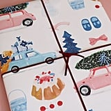 Cute Christmas Wrapping Paper