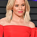 Elizabeth Banks at the 2019 Vanity Fair Oscar Party