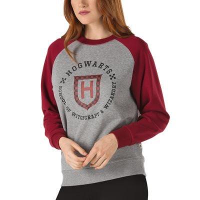 Vans x Harry Potter Hogwarts Crew Shirt